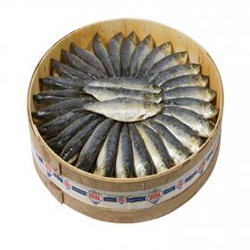 Tabal de Sardinas saladas Pescatún Isleña 1 ud