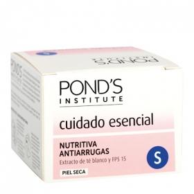 Crema nutritiva antiarrugas Pond's 50 ml.