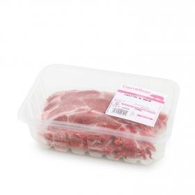 Chuletas Aguja de Cerdo Carrefour x 6 ud 1 kg aprox