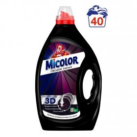 Detergente líquido para oscuros intensos