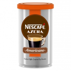 Café soluble natural americano Azera