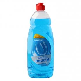 Lavavajillas a mano higiene Carrefour 1 l.