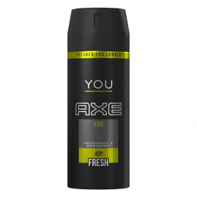 Desodorante You Axe 150 ml.