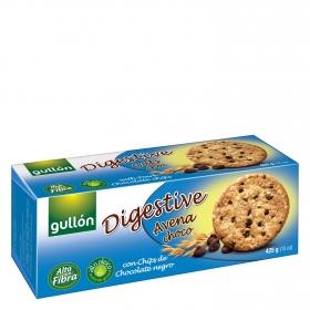 Galletas digestive avena choco