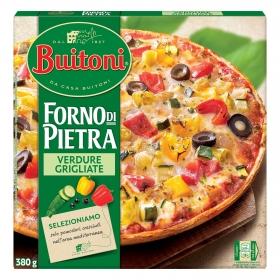 Pizza forno di pietra vegetale
