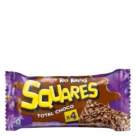 Barritas de cereales de chocolate SQUARES