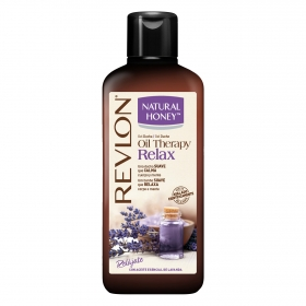 Gel de ducha Oil Therapy Relax - Revlon Natural Honey 650 ml.