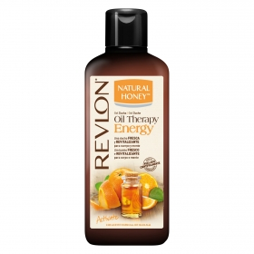 Gel de ducha Oil Therapy Energy - Revlon Natural Honey 650 ml.