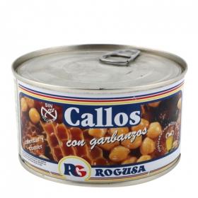 Callos con garbanzos Rogusa 425 g.