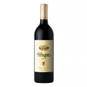 Vino D.O. Rioja tinto crianza Muga 75 cl.