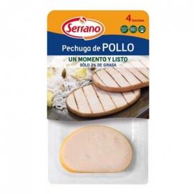 Pechuga de pollo Serrano 200 g.
