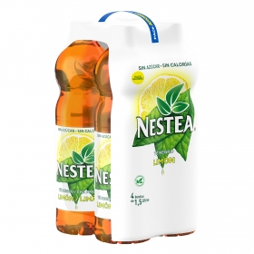 Refresco de té al limón light