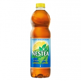 Refresco de té Nestea sabor limón botella 1,5 l.
