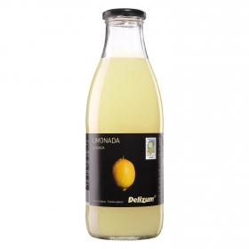 Limonada ecológica Delizum sin gas botella 1 l.