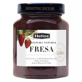 Confitura natural de fresa