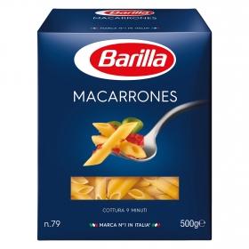 Macarrones Barilla 500 g.