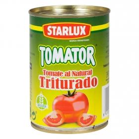 Tomate al natural triturado sin gluten Starlux