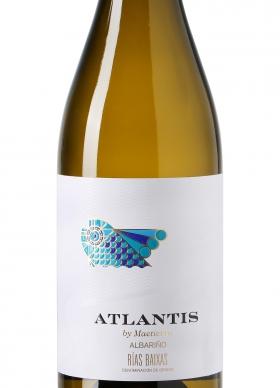 Atlantis Albariño Blanco 2016