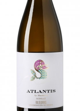 Atlantis Godello Blanco 2016