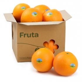 Naranja Carrefour Calidad y Origen Granel Bolsa 1 Kg