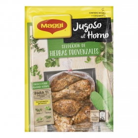 Sazonador para pollo de hierbas provenzales Maggi 34 g.