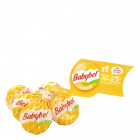 Queso emmental  Babybel 6x20g