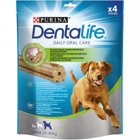 Purina Dentalife Snacks para Perro Grande 142g - 4 Sticks