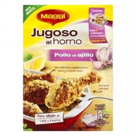 Sazonador para pollo de ajo Maggi 36 g.