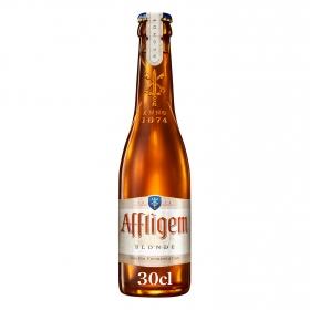 Cerveza Affligem Blonde botella 30 cl.