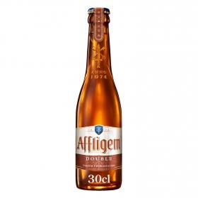 Cerveza Affligem Double belga botella 30 cl.