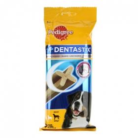 Comida para Perros Pedigree Dentastix. Pack 7 barritas, 270gr