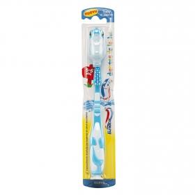 Cepillo dental para dientes de Leche (0-6 años) Binaca 1 ud.