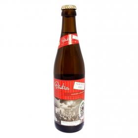 Cerveza Pinkus sin alcohol botella 33 cl.