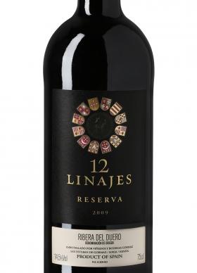 12 Linajes Tinto Reserva