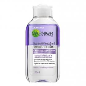 Desmaquillador de ojos 2 en 1 Garnier Skin Naturals 125 ml.