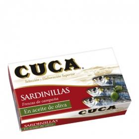 Sardinillas aceite oliva