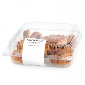 Surtido mini bollería Carrefour 8 ud