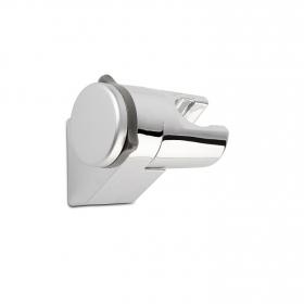 Soporte de ducha de   6,5CM Metalizado