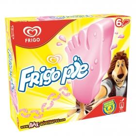 Helado Frigo Pie Frigo 6 ud.