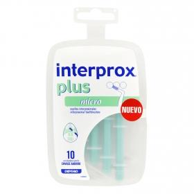 Cepillos interproximales plus micro 0.9