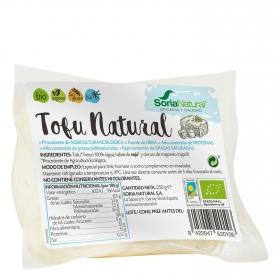 Tofu Natural ecológico Soria Natural 250 g.