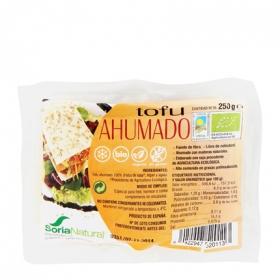 Tofu Ahumado ecológico Soria Natural 250 g.