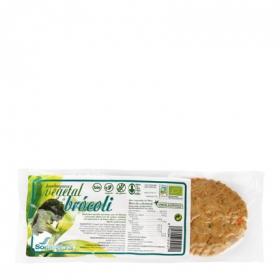 Hamburguesa de tofu con brócoli ecológica Soria Natural 160 g.