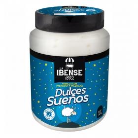 Helado dulces sueños La Ibense 1892 sin gluten 1000 ml.