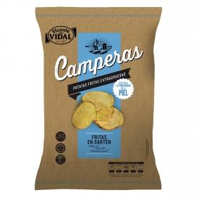 Patatas fritas camperas extragruesas