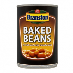 Hp baked beans lata