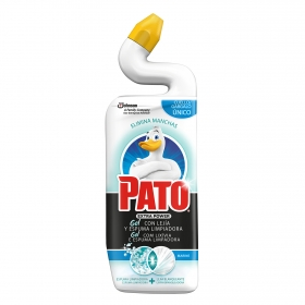 Lejía + espuma limpiadora extra power marine Pato 750 ml.