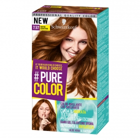 Tinte 7.57 Toffee Addiction #Pure Color Schwarzkopf 1 ud.