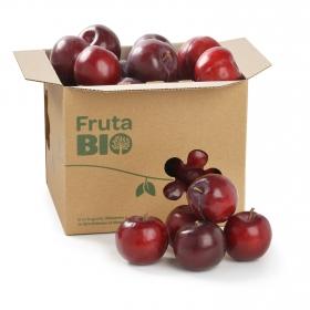 Ciruela roja Carrefour Bio granel 500 g aprox