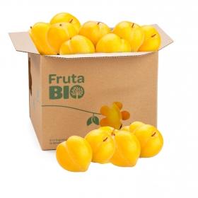 Ciruela amarilla Carrefour Bio granel 500 g aprox